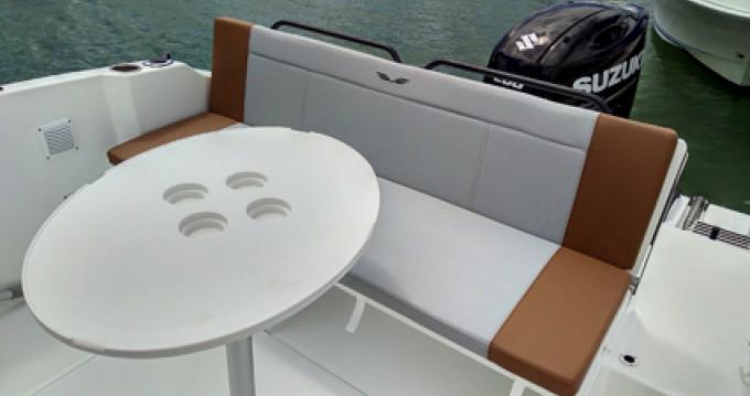 Boat rental La Rochelle cheap Flyer 7 SUNdeck