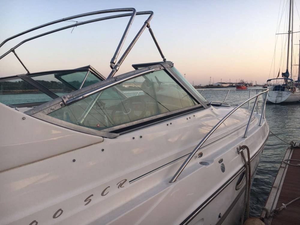 Hire Motorboat with or without skipper Maxum El Puerto de Santa María