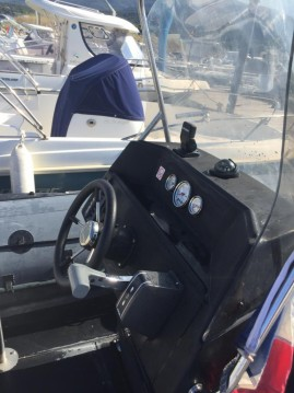 Boat rental Argelès-sur-Mer cheap Sillinger 650 Silverline