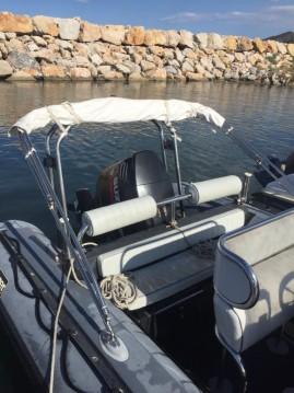 Boat rental Sillinger Sillinger 650 Silverline in Argelès-sur-Mer on Samboat