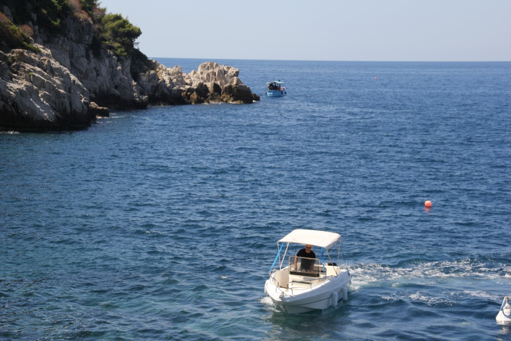 Rio 500 Sol between personal and professional Villefranche-sur-Mer