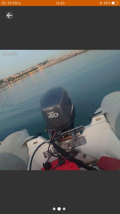 Boat rental Marseille cheap Explorer 420 WB