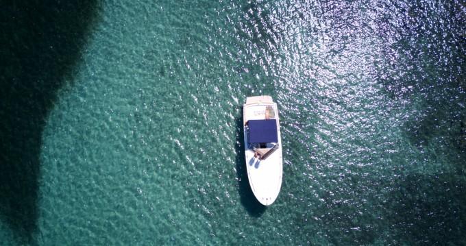 Rental yacht Porto Pozzo - Tornado Tornado 38 on SamBoat