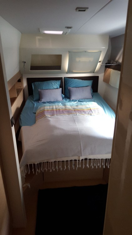 Catana Bali 4.5 between personal and professional Papeete