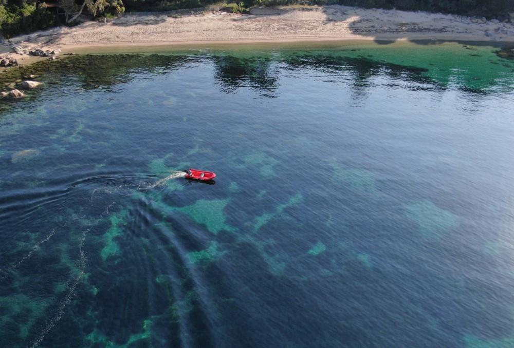 Rental Motorboat in Propriano - Fun Yak secu 12