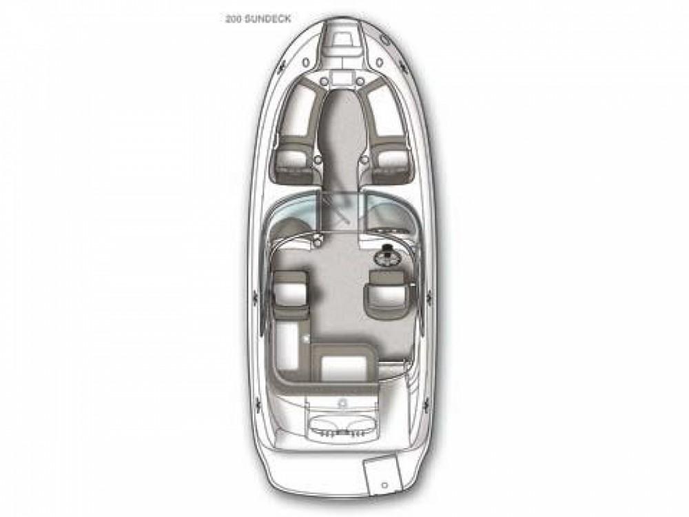 Rental yacht Nerja - Sea Ray Sea Ray 200 Sundeck on SamBoat