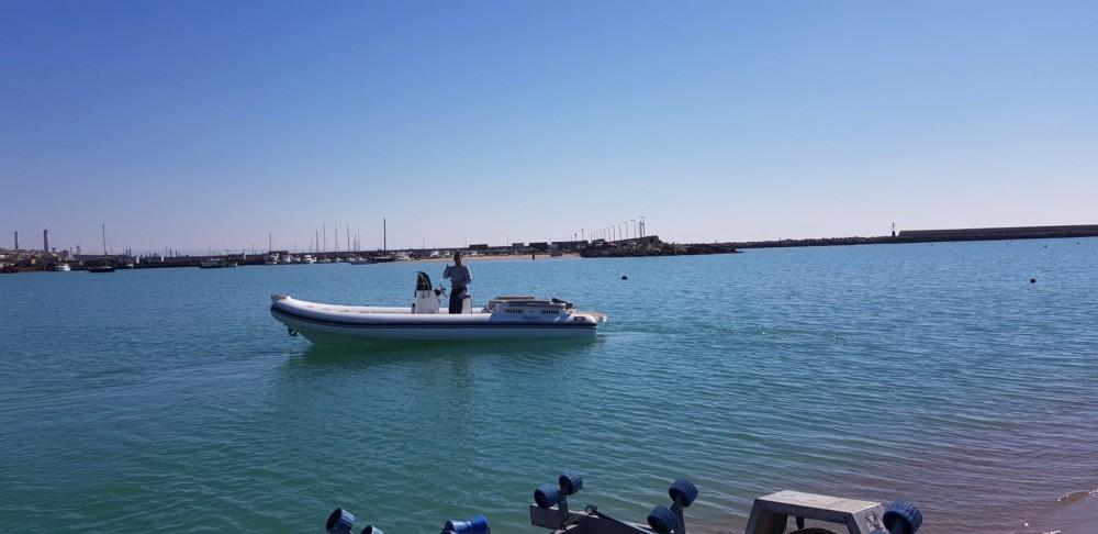 Rental RIB in Licata - Noah 23 efb diesel