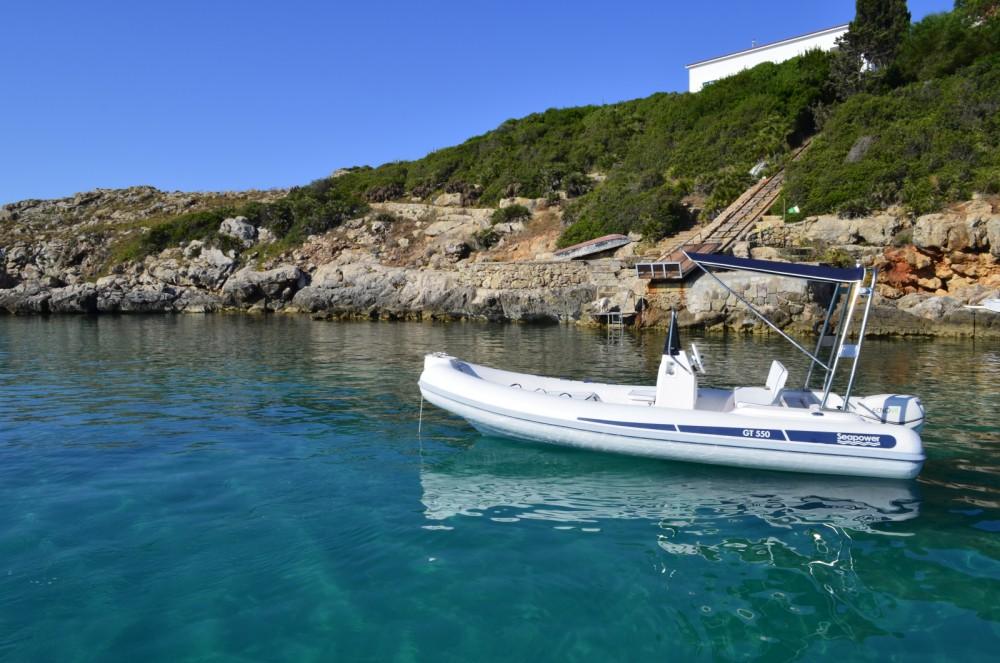 Boat rental Alghero cheap 5.50GT