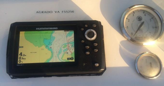 Rental RIB in Île-aux-Moines - Joker Boat Coaster 470