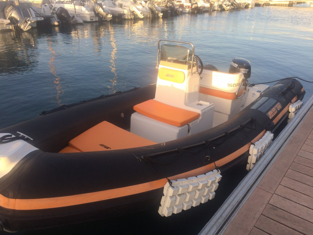 RIB for rent Île-aux-Moines at the best price