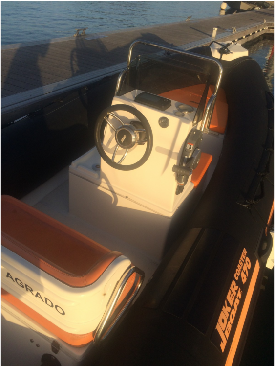 Rental yacht Île-aux-Moines - Joker Boat Coaster 470 on SamBoat