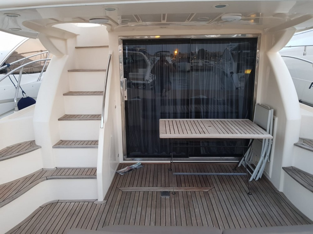Rental Motorboat in Premià de Mar - Astondoa Astondoa 46 GLX