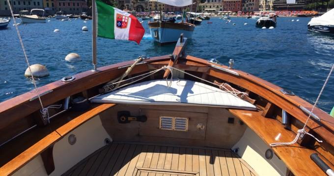 Boat rental Santa Margherita Ligure cheap Gozzo Sorrentino