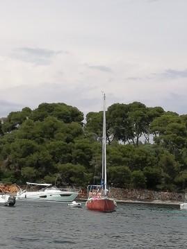 Rental yacht Saint-Laurent-du-Var - Dufour Dufour 27 on SamBoat