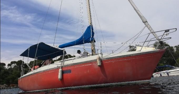Rental Sailboat in Saint-Laurent-du-Var - Dufour Dufour 27