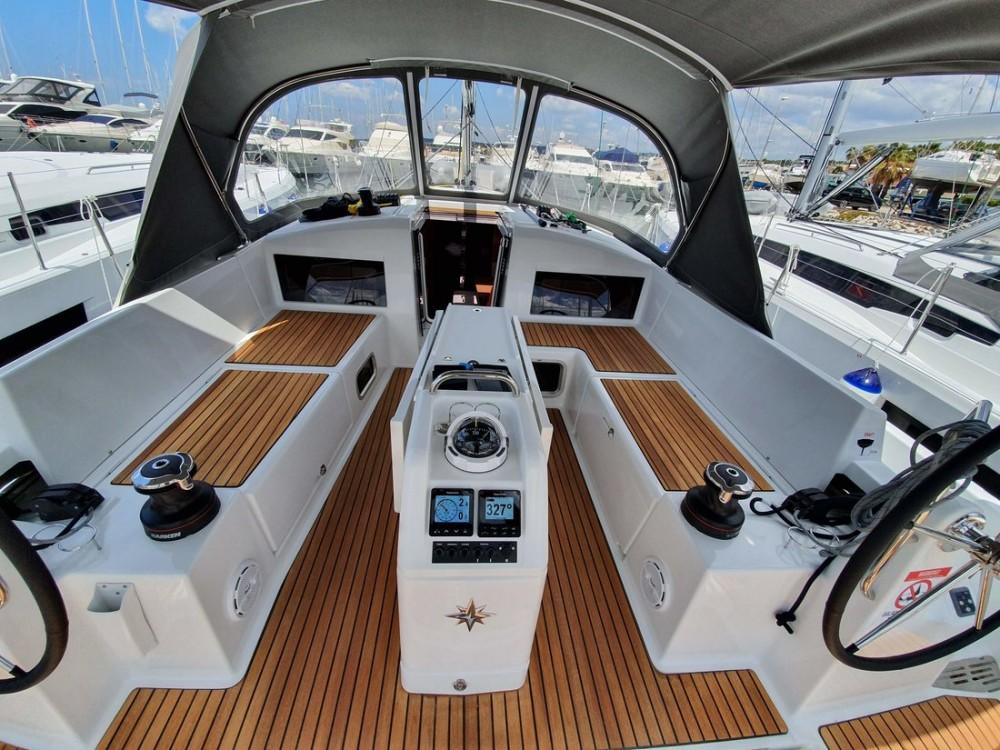 Rent a Jeanneau Sun Odyssey 440 Croatia