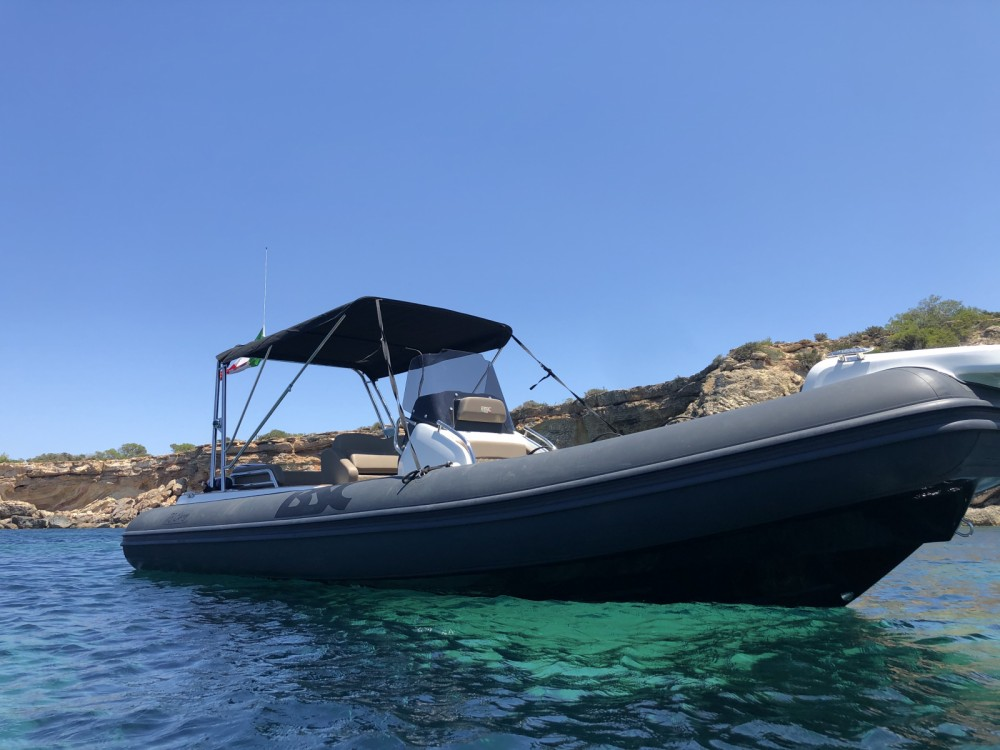 Rental RIB in Balearic Islands - Bsc BSC 78
