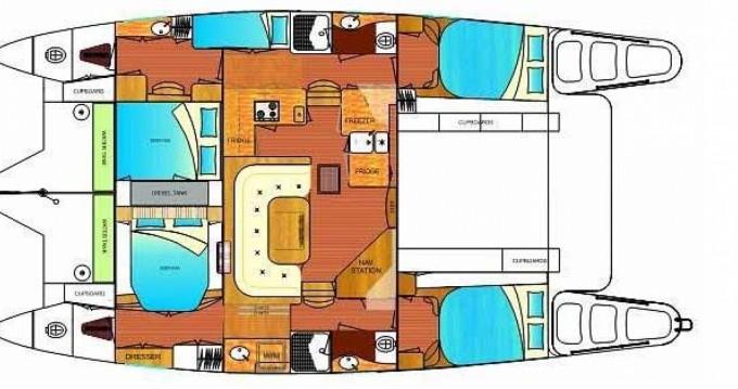 Catamaran for rent l'Estartit at the best price