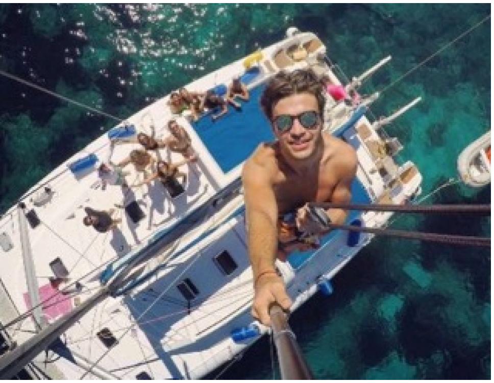 Rental Catamaran Dean with a permit