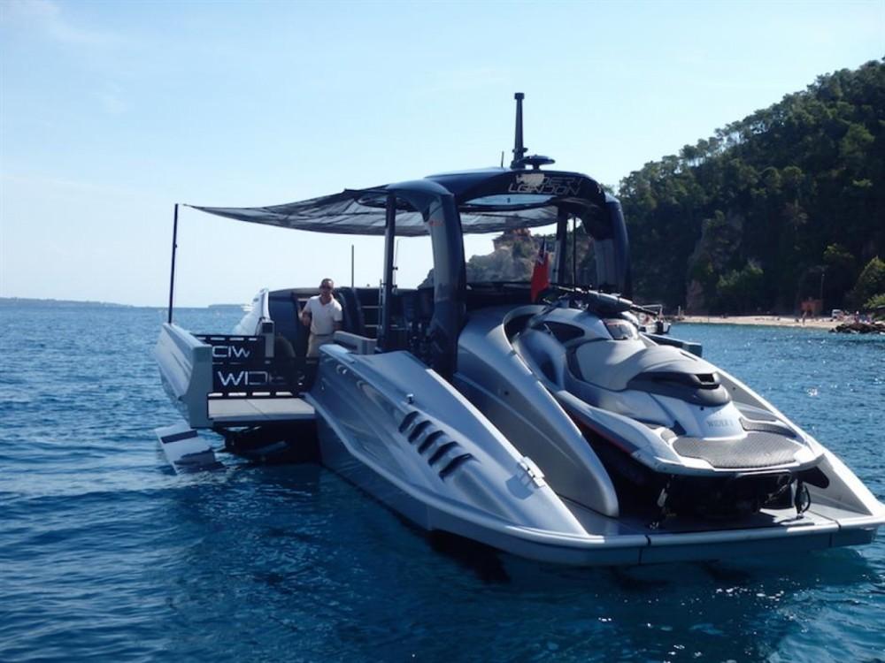 Boat rental Saint-Laurent-du-Var cheap 42