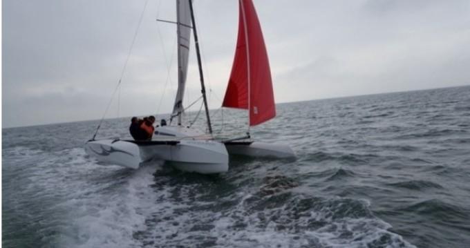 Hire Sailboat with or without skipper Astus La Trinité-sur-Mer
