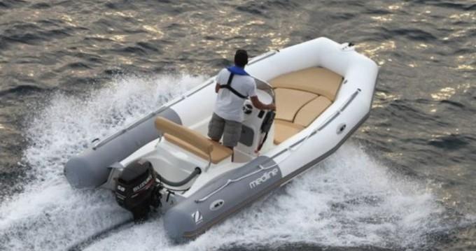 Hire RIB with or without skipper Zodiac La Trinité-sur-Mer