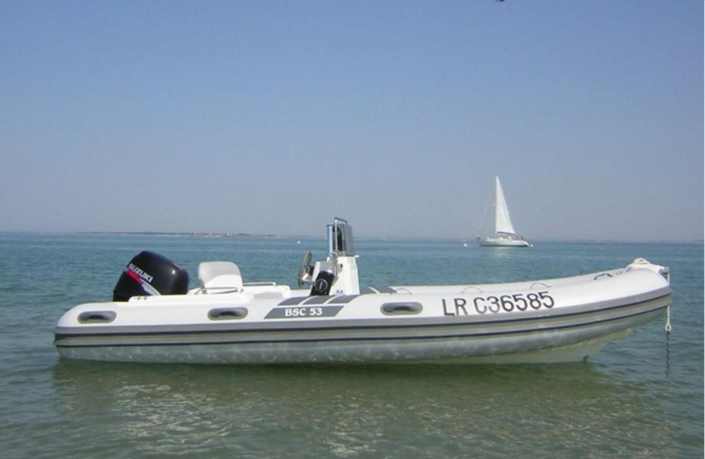 Bsc BSC 53 between personal and professional La Trinité-sur-Mer