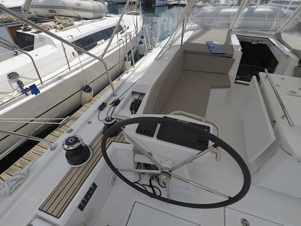 Rental Sailboat in Šibenik - Bénéteau Oceanis 461