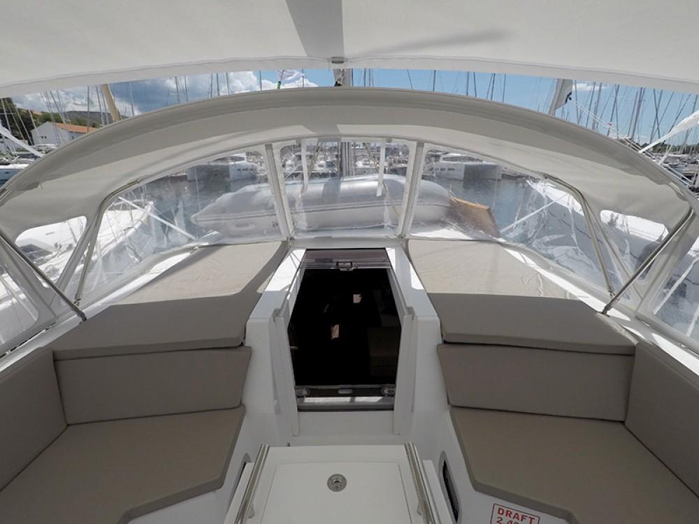 Boat rental Šibenik cheap Oceanis 461
