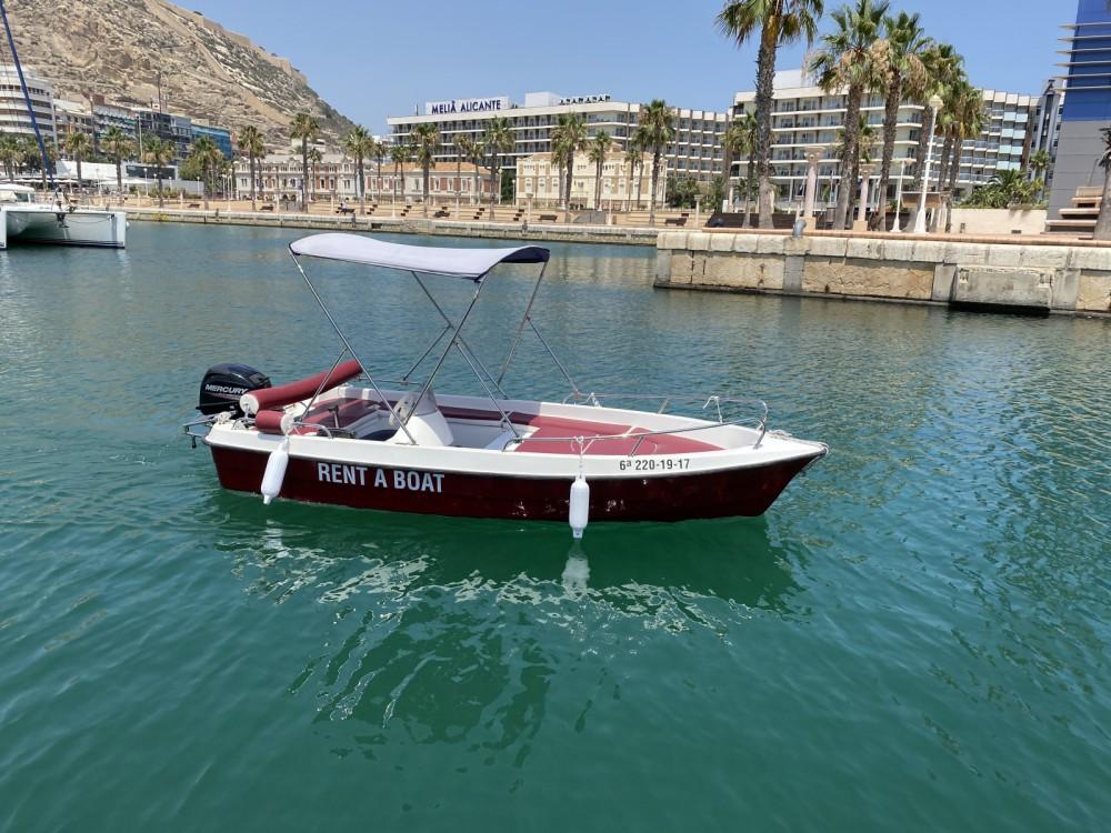 Rental yacht Alicante - Dream Point  Dreamline 430 on SamBoat