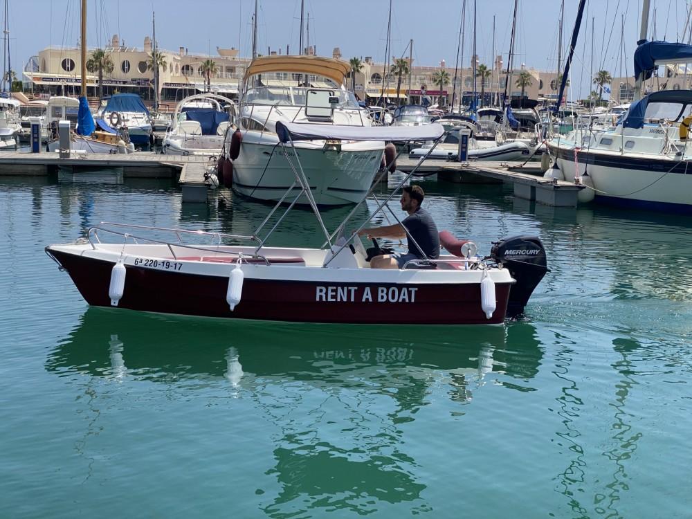 Rental Motorboat in Alicante - Dream Point  Dreamline 430