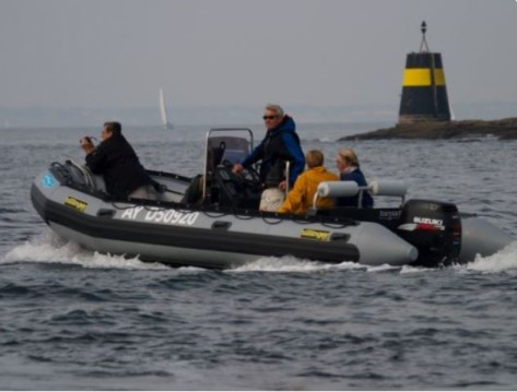 Hire RIB with or without skipper Sillinger La Trinité-sur-Mer