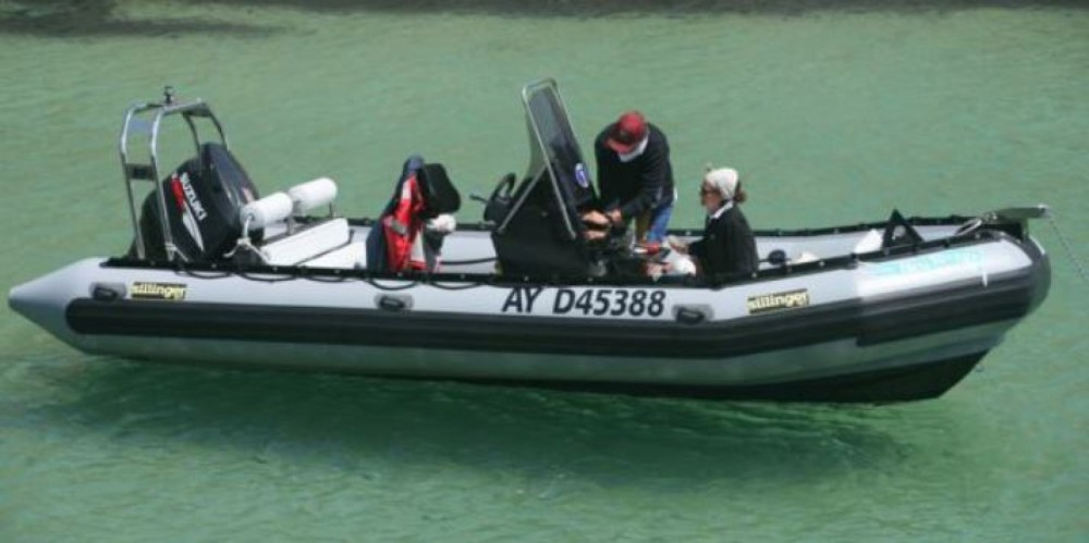 Boat rental La Trinité-sur-Mer cheap 650 silverline