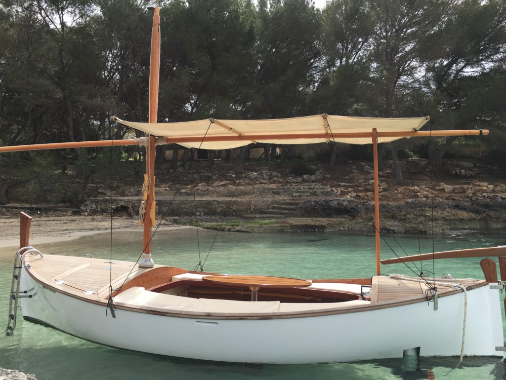 Motorboat for rent el Campello at the best price