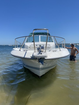 Hire Motorboat with or without skipper Chris Craft Lège-Cap-Ferret