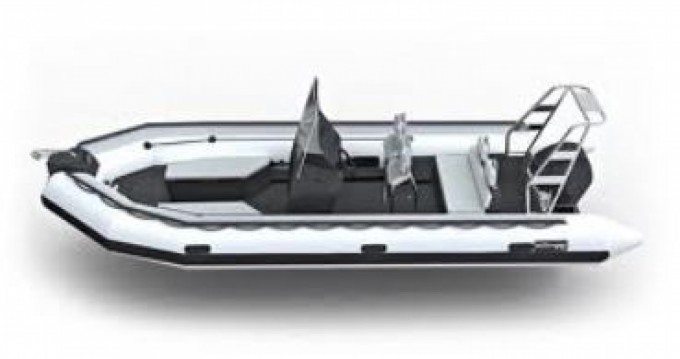 Sillinger silverline 680 between personal and professional La Trinité-sur-Mer