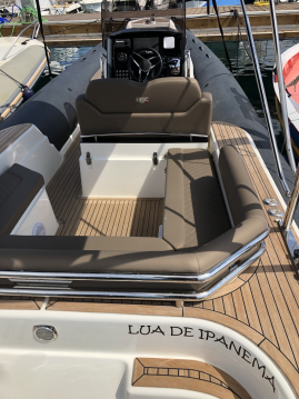 Rental yacht Sant Antoni de Portmany - Bsc BSC 78 on SamBoat