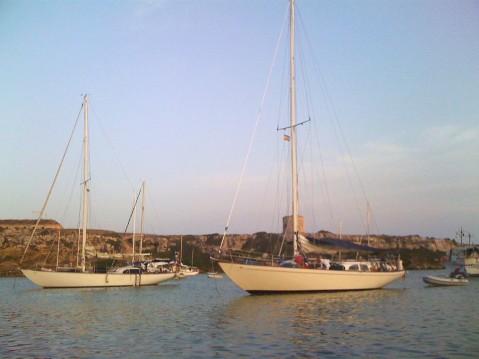 Boat rental Columbia 50 in Alghero on Samboat
