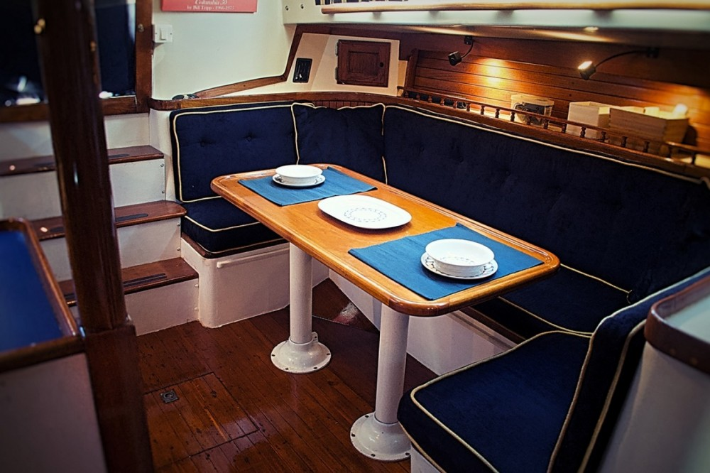 Columbia 50 between personal and professional Alghero