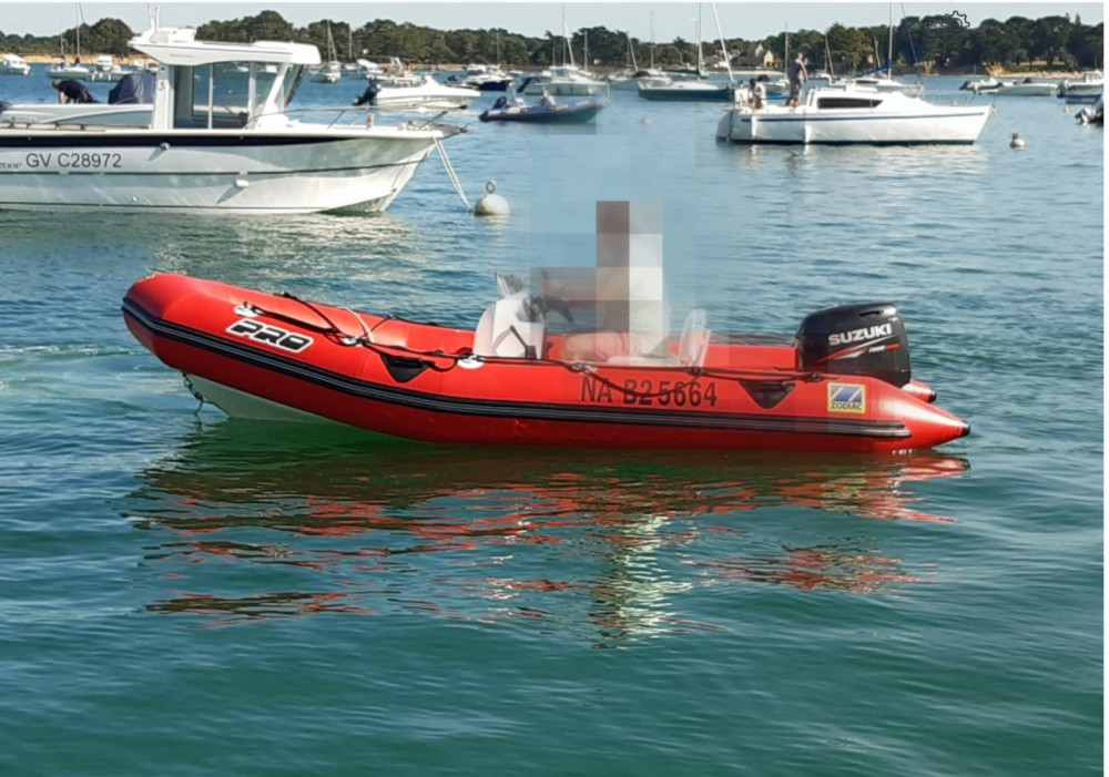 Boat rental La Turballe cheap Pro Open 470