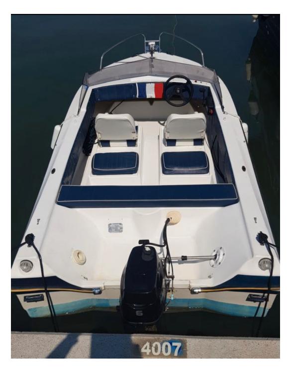 Boat rental Centaure Centaure 5.90 in La Ciotat on Samboat
