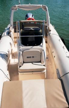 Rental RIB in Siracusa - Mar-Co Twentythree XL