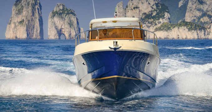 Hire Motorboat with or without skipper Fratelli Aprea Piano di Sorrento