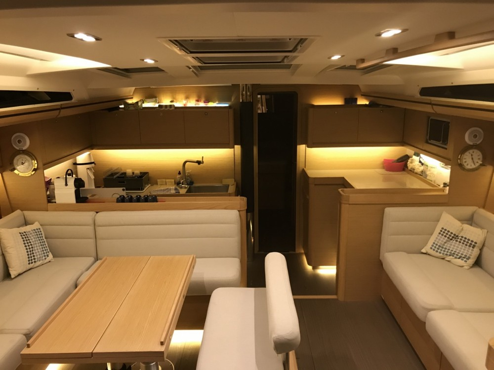 Boat rental Marseille cheap Dufour 512 Grand Large