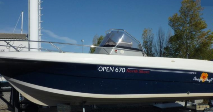 Hire Motorboat with or without skipper Pacific Craft Noirmoutier-en-l'Île