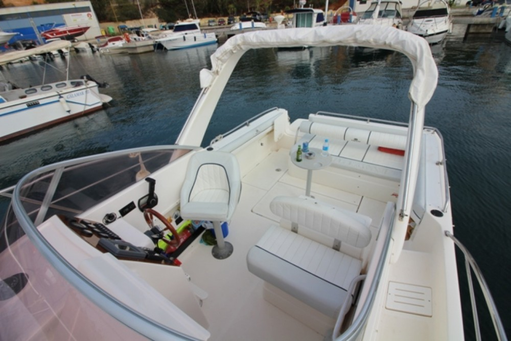 Hire Motorboat with or without skipper Faeton Cabo Roig