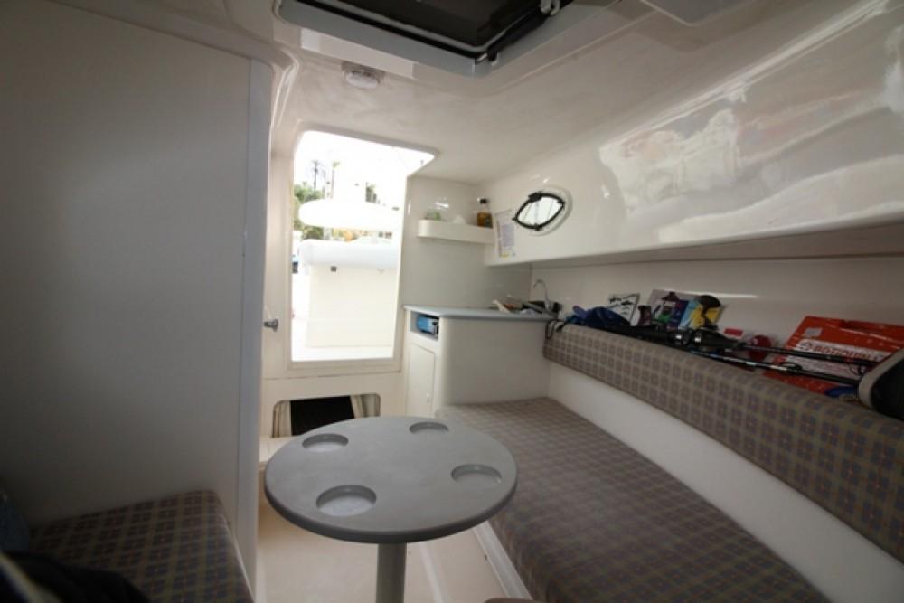 Rental Motorboat in Cabo Roig - Faeton Faeton 730 Sport