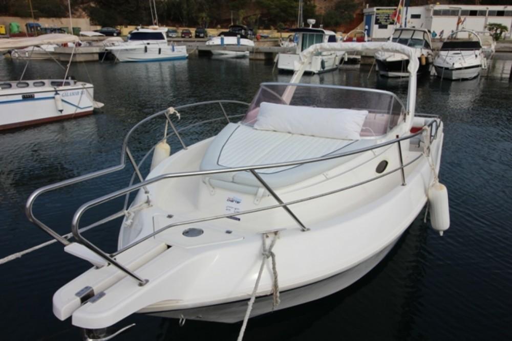 Boat rental Cabo Roig cheap Faeton 730 Sport