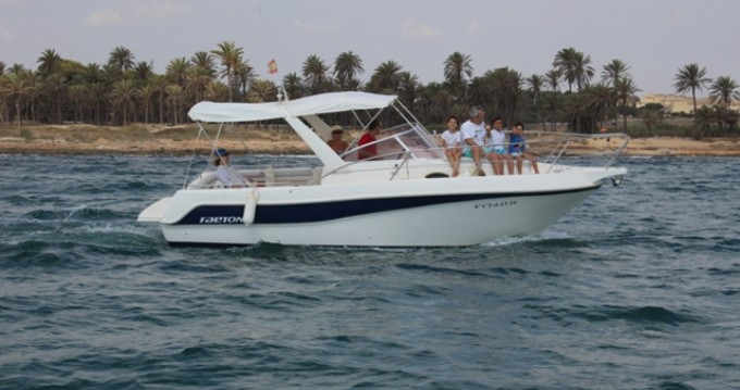 Faeton Faeton 730 Sport between personal and professional Cabo Roig