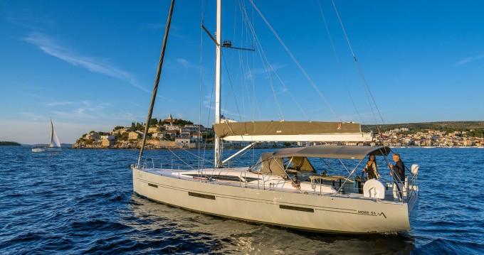Rental Sailboat in Kaštel Gomilica - More Boats More 55
